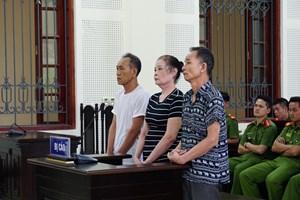 Nghệ An: Gần 60 năm tù cho 3 đối tượng 'chạy' thương binh