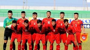 U16 Việt Nam gặp bất lợi sau trận thua  U16 Indonesia