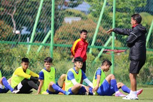 U20 Việt Nam chuẩn bị cho U20 World Cup: Nhiều nỗi lo