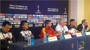 U20 Việt Nam tại U20 World Cup: Quyết thắng trận ra quân