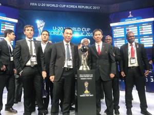 U20 Việt Nam tham dự World Cup: Cơ hội vượt qua vòng bảng