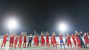 U20 Việt Nam: Tiếc nuối nhưng đầy tự hào