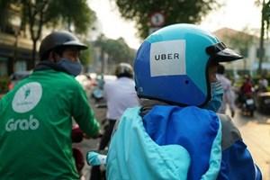 Uber chấp nhận nộp 56 tỷ đồng nợ thuế