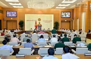 UBTVQH tiến hành giám sát các công trình BOT; chất vấn Bộ trưởng Bộ Xây dựng