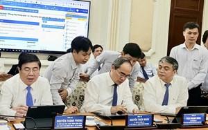 TP Hồ Chí Minh triển khai 'Phòng họp không giấy'