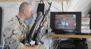 Ukraine tăng cường khả năng phòng thủ sát biên giới Nga
