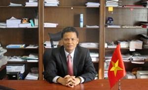 Ứng viên đầu tiên của Việt Nam vào Ủy ban Luật pháp quốc tế