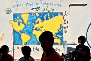 Unicef báo động về tình trạng trẻ em di cư tăng đột biến