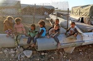 UNICEF kêu gọi viện trợ giúp 41 triệu trẻ em trên thế giới