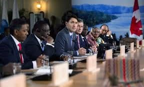 Uy tín của Thủ tướng Canada xuống thấp