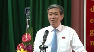 Ủy viên Bộ Chính trị, Thường trực Ban Bí thư Đinh Thế Huynh tiếp xúc cử tri