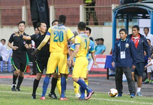 V-League 2017: Thanh Hóa 'dọa' bỏ giải