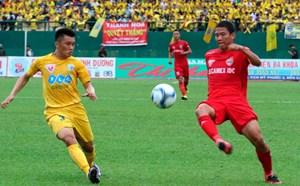 V-League vòng 17: Nóng bỏng cuộc đua tốp đầu
