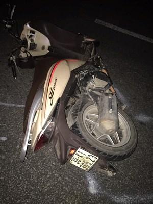 Va chạm với ô tô, 3 thanh niên đi trên xe máy tử vong