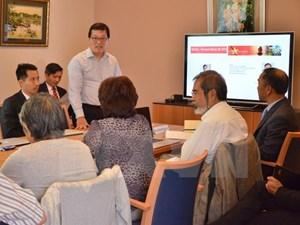 Vai trò của trí thức và chuyên gia người Việt tại Thụy Sĩ
