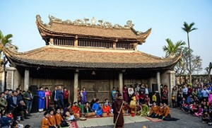Văn hóa Thăng Long - Hà Nội 10 năm sau ngày hợp nhất