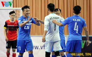 VCK giải Futsal VĐQG HDBank 2017: Nóng bỏng ngày trở lại