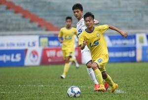 VCK U15 Quốc gia - Cúp Thái Sơn Bắc 2018: TP HCM đá trận mở màn với Sông Lam Nghệ An