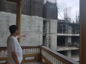 Về dự án xây dựng gây lún nứt nhà dân: Vì sao chưa giải quyết xong?