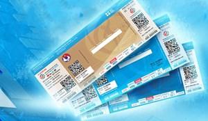 Vé xem U23 Việt Nam hiện đại và bảo mật