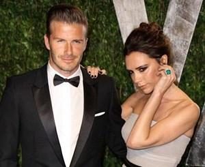"""Victoria và Beckham trước tin đồn """"rạn nứt"""""""