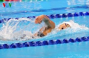 [VIDEO] Ánh Viên giành HCV 200m bơi tự do, phá kỷ lục SEA Games