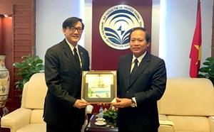 Việt Nam - Thái Lan đẩy mạnh hợp tác bưu chính viễn thông, CNTT