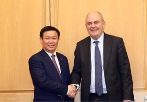 Việt Nam- New Zealand: Thúc đẩy hợp tác tài chính