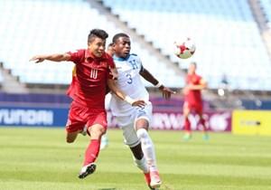 Việt Nam chính thức dừng bước tại World Cup U20