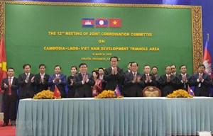 Việt Nam chủ trì xây dựng kế hoạch xúc tiến thương mại khu vực CLV