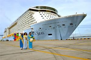 Việt Nam chú trọng ngành du lịch tàu biển