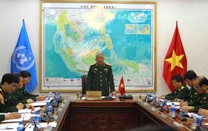 Việt Nam chuẩn bị cử hàng trăm 'sứ giả' tham gia GGHB LHQ