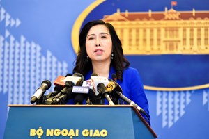 Việt Nam chúc mừng Campuchia tổ chức bầu cử thành công