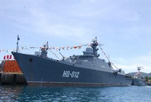 Việt Nam cử tàu hộ vệ tên lửa Lý Thái Tổ tham dự LIMA 2019