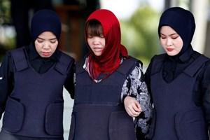 Việt Nam đã thực hiện mọi biện pháp để công dân Đoàn Thị Hương được sớm trả tự do