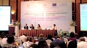 Việt Nam đứng trước nguy cơ gia tăng bất bình đẳng giới