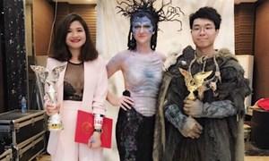 Việt Nam giành giải Nhì cuộc thi Hóa trang quốc tế