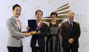 Việt Nam giành Giải thưởng kiến trúc sư nổi bật châu Á
