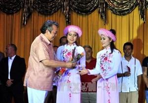 Việt Nam giành giải vàng tại Liên hoan xiếc quốc tế Cuba