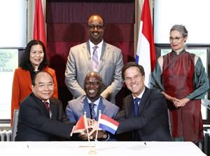 Việt Nam - Hà Lan: Nhiều động lực thúc đẩy quan hệ song phương