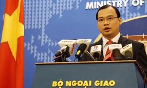Việt Nam hoan nghênh tuyên bố Hội nghị Ngoại trưởng G7