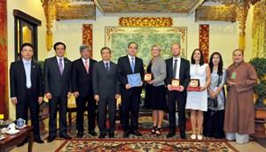 Việt Nam là hình mẫu huy động các tôn giáo tham gia bảo vệ môi trường