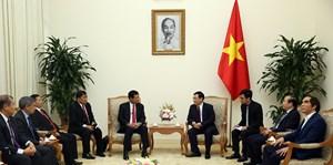 Việt Nam - Lào chia sẻ kinh nghiệm phát triển Hợp tác xã và doanh nghiệp Nhà nước