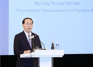 Việt Nam luôn mở rộng hợp tác toàn diện với Liên bang Nga