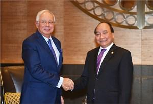 Việt Nam, Malaysia nhất trí tăng cường hợp tác chống cướp biển