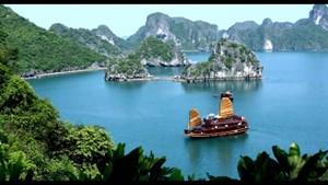 Việt Nam nhận giải Điểm đến du lịch hàng đầu châu Á