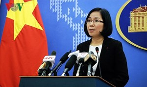 Việt Nam phản đối Đài Loan (Trung Quốc) diễn tập bắn đạn thật ở Biển Đông
