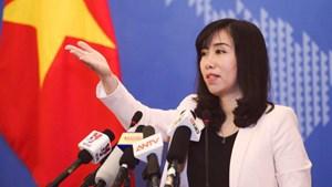 Việt Nam phản đối việc Đài Loan diễn tập bắn đạn thật ở Trường Sa