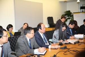 Việt Nam sẵn sàng chia sẻ kinh nghiệm về Chính phủ điện tử
