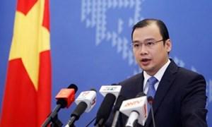 Việt Nam tôn trọng quyền tự do hàng hải và hàng không tại Biển Đông